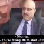 Shut up Arabia!