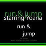 Run & jump mit Yoana